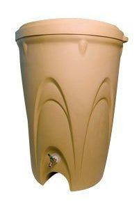 Sandstone Rain Barrel