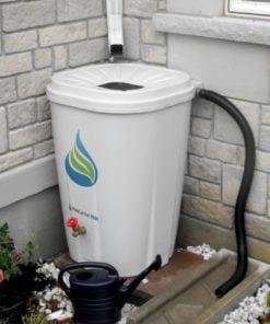 Enviro World free garden rain barrel