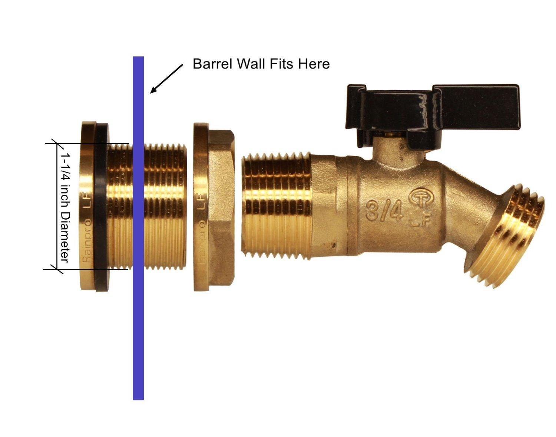 install-rain-barrel-spigot