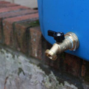 Rain Pro Brass Rain Barrel Spigot