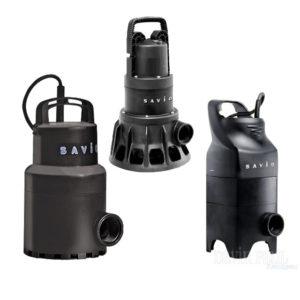 Savio Water Master Pumps