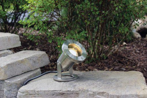 6 Watt EasyPro Stainless Steel Pond lIght