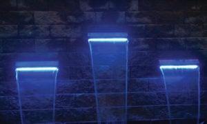 Pond Lights Led Solar Floating Underwater Lighting For Koi Fish Ponds