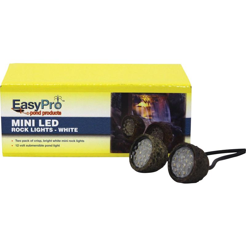 EasyPro LED Rock Pond Lights