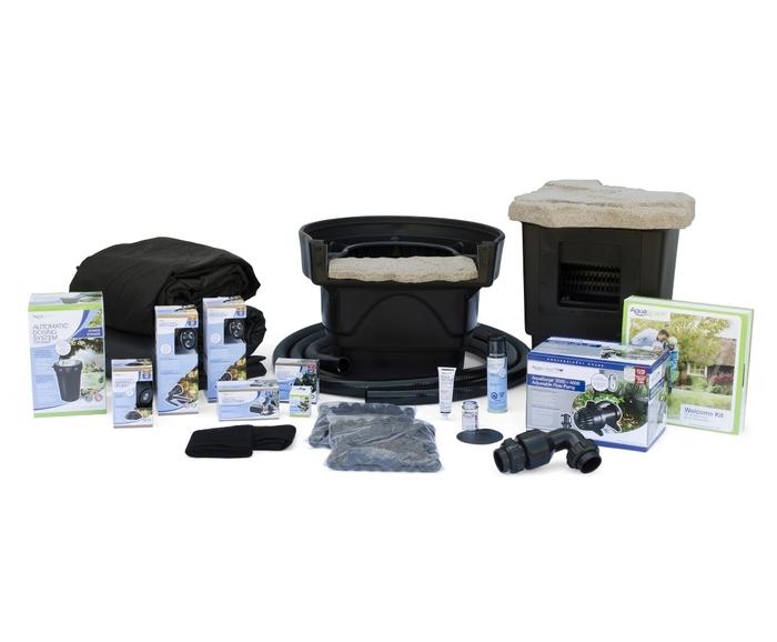 11 x 16 aquscape pond kit