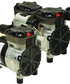 EasyPro SRC air compressors for pond aeration