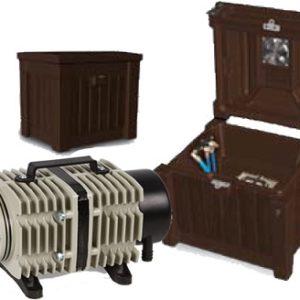 Atlantic TPS200c Cabinet System