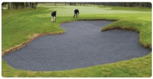 Golf Sand Bunker Liner