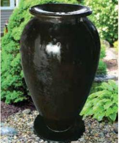 Greek Oil Jar Fountain