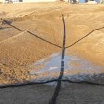 Pond Liner Underliner Venting