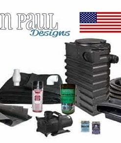 pond-less waterfall kit davin paul designs