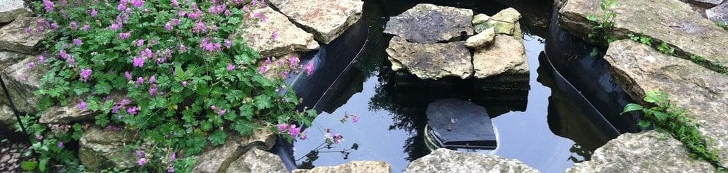 Preformed Ponds