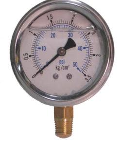 pressure guage