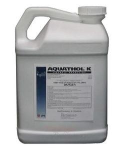 aquathol - k herbicide