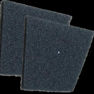 atlantic grey filter mats