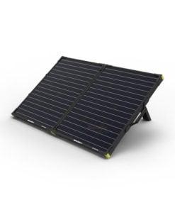 goal zero portable 100 watt solar panel