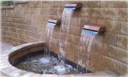 copper waterfall diffuser attachment