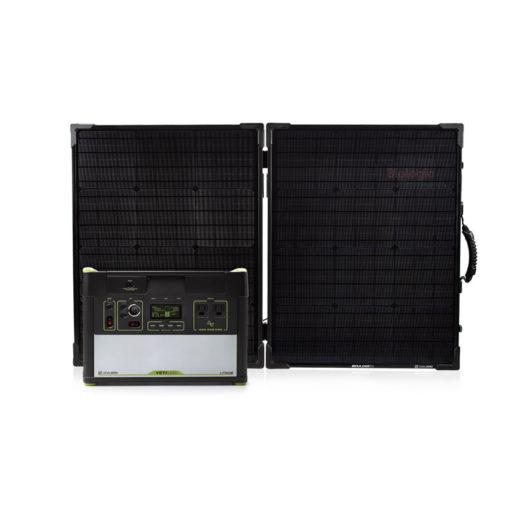 goal zero yeti 1400 solar panel kit