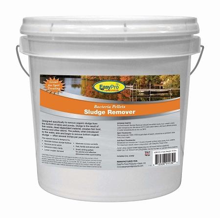 pond sludge remover pellets