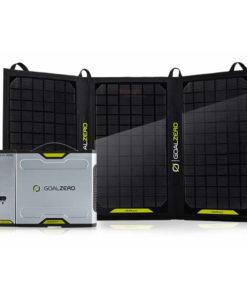 sherpa 100 solar panel kit