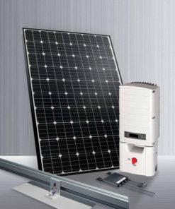 solar edge solar panel kit