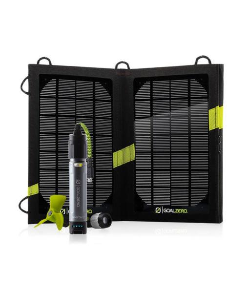 switch 10 tool kit solar panel kit goal zero