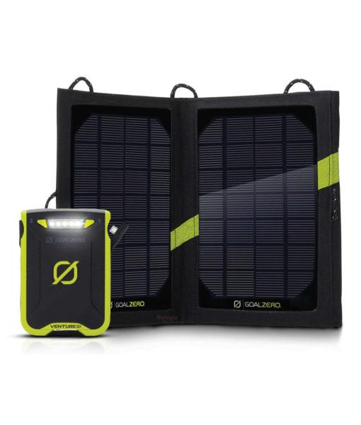 venture 30 solar panel kit by goal zero