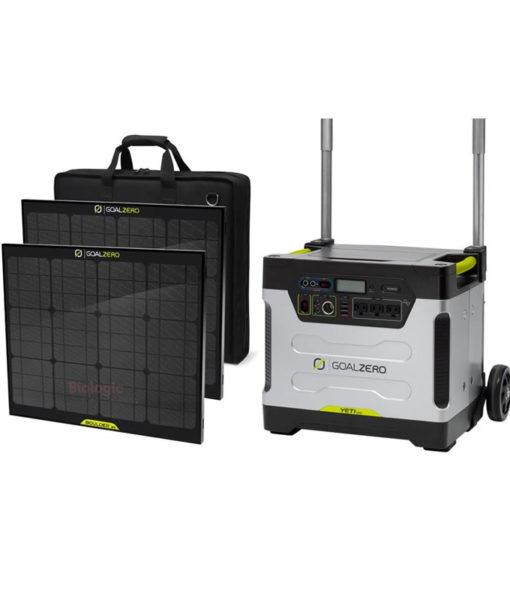 yeti 1250 solar panel kit