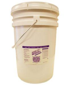 25 lbs of barley pellets for ponds