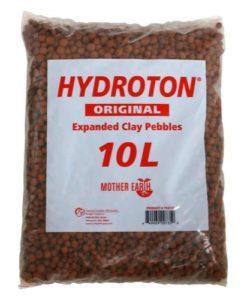 hydroton growing medium