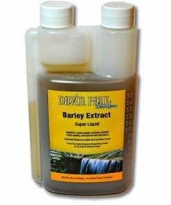 liquid pond barley straw extract - 16oz