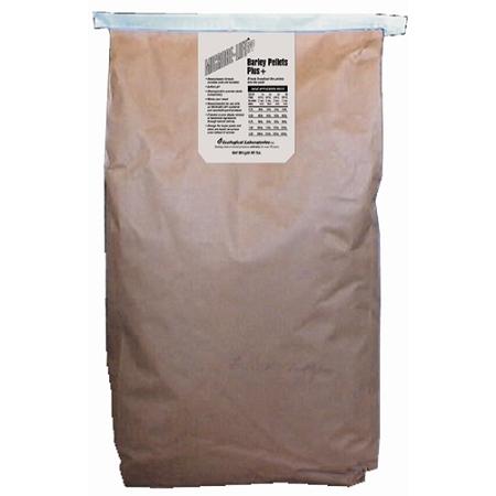 40 lbs of pond barley pellets