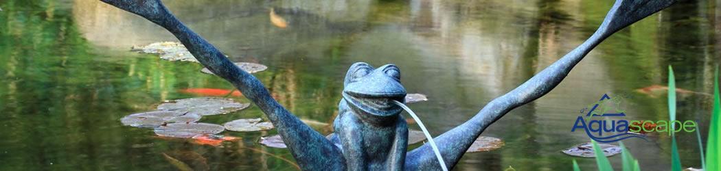 Frog Pond Spitter